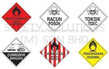 Hazardous Substances Labels