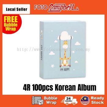 4R Album 100pcs, 4R Album Gambar (Ready Stock)Pocket Album--- im happy