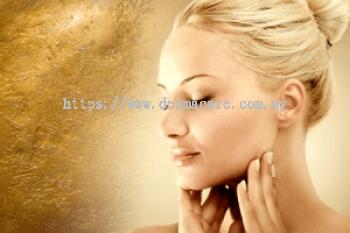 AZ 23 carat Gold and Pearl Rejuvenating Facial