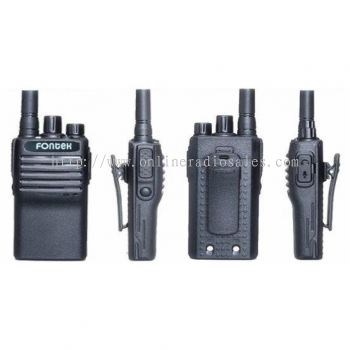 FONTEK FT-838 UHF 1~3Km Walkie Talkie
