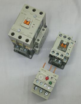 LS Contactor & Thermal Overloead Relays (TOR)