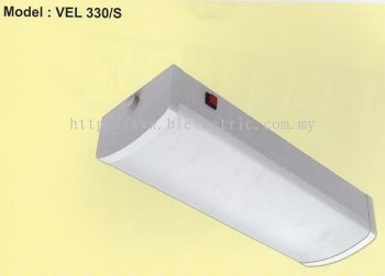 VEL 330/S LED Emergency Light-Surface Type
