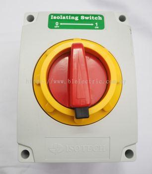 ISOTECH Weatherproof Isolator IP56