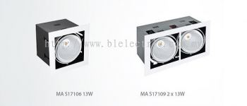 Nikkon MA Series 13W LED Modular Downlight