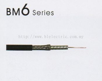 Coaxial Cable RG6 BM Series