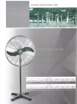 UMS Industrial Stand Fan