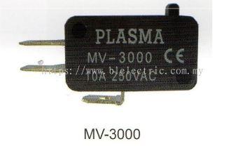 PLASMA MV-3000 Mini Micro Switch