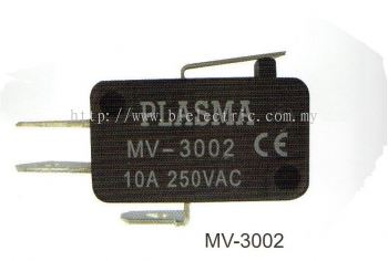 PLASMA MV-3002 Mini Micro Switch