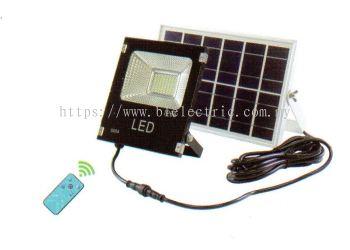 Solar Panel Floodlight - 11w