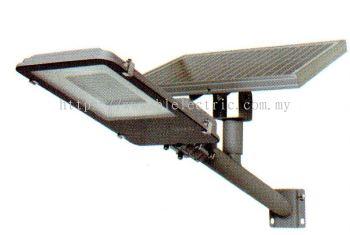 Solar Panel Street Light - 52w 24Ah