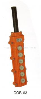 Hoist Push Button COB-63