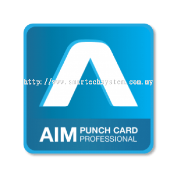 AIM PUNCH CARD PRO