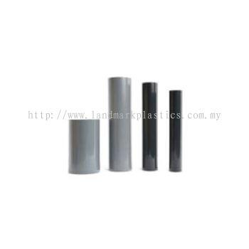 PVC Pipe (ASTM SCH80) DIN PN16