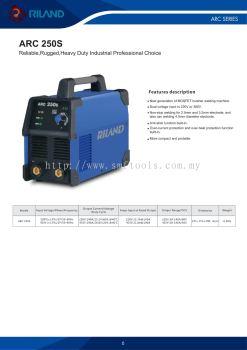 Riland ARC 250S Welding Machine