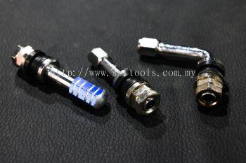 SMFTOOLS TR Series Tyre Valve(Suitable For Sedan/SUV/4x4 Use)