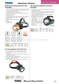 Head Torch/ Searchlight