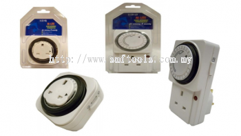 13A 24hours Plug In Timer