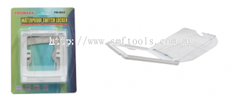 Waterproof Switch Locker (TRANSPARENT)