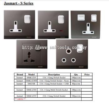Jasmart - S Series