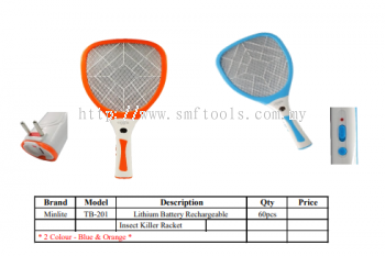 Insect Killer Racket