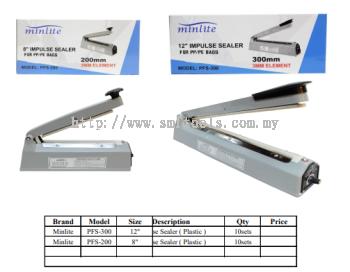 Impulse Sealer ( PLASTIC )
