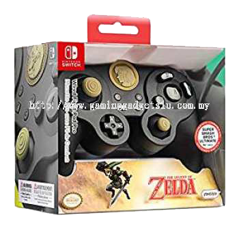 Nintendo Switch PDP Wired Fight Pad Pro (Zelda)