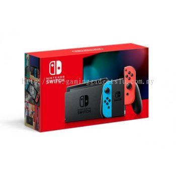 Nintendo Switch Enhanced Maxsoft Set (Neon)