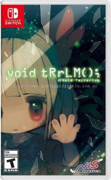 Nintendo Switch void tRrLM;Void Terrarium(Asia)Chinese