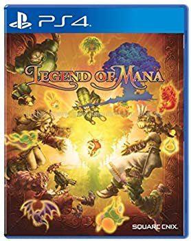 PS4 Legend of Mana(R3)English