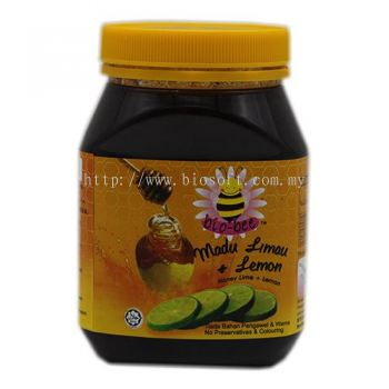 Honey Lime (450g)