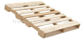 Four-Way Notched Stringer Pallet