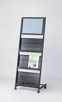 16305-JH-8617 Magazine Rack