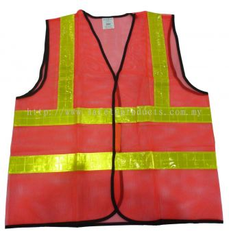 AIM NETTING SAFETY VEST - 4 LINES -
