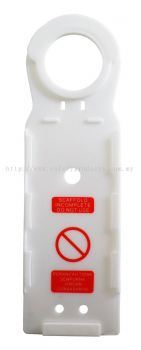 AS SCAFFOLD TAG - HOLDER ONLY AIS-STAG-HOLDER