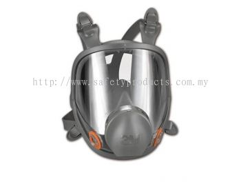 3M 6700 Double Full Face Respirator