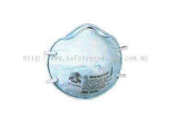 3M 8246 R95 Maintenance Free Respirator for Acid Gas