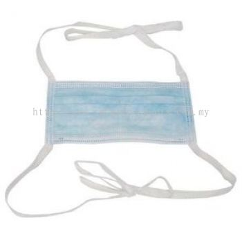 Surgical Mask 3-Ply with String