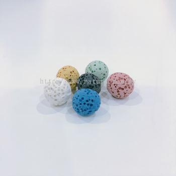 Lava Stone for Necklace Diffuser (Small)