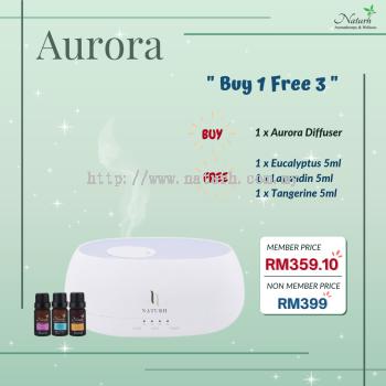 Aurora Ultrasonic Diffuser