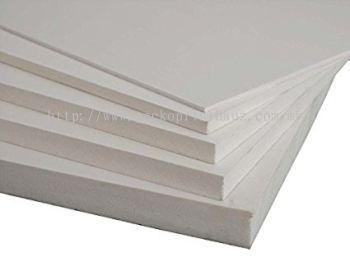 Mounting - PVC Foam Board