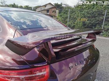 CARV1810 - Super Glossy Metallic Black Rose