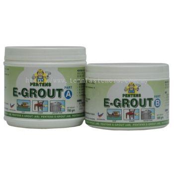 Pentens E-Grout Epoxy Putty Adhesive