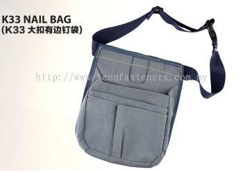 K33 NAIL BAG