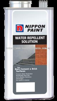 Water Repellent Solution