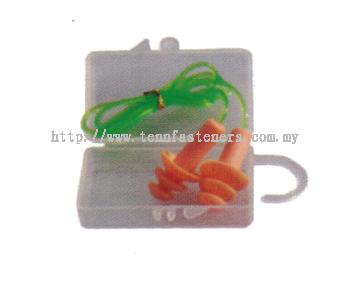 GA-500 ear plug w/case connie