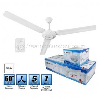 "60"" CEILING FAN WITH SIRIM APPROVAL"