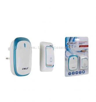 CIELO DC-2201/CIE DIGITAL WIRELESS DOOR-BLUE