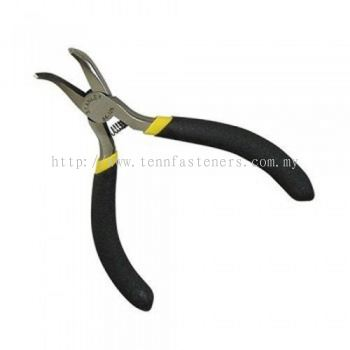 "BEND NOSE MINI PLIER 4.5""/115MM"