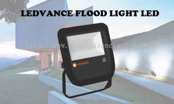 LEDVANCE FLOOD LIGHT LED 10W/6500K