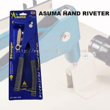 A215 ASUMA HAND RIVETER